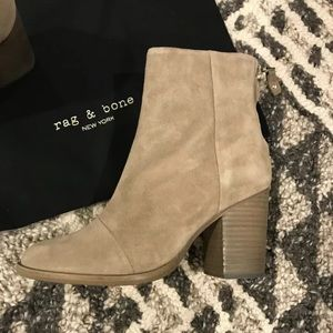 New with box Rag & bone boots, size 38